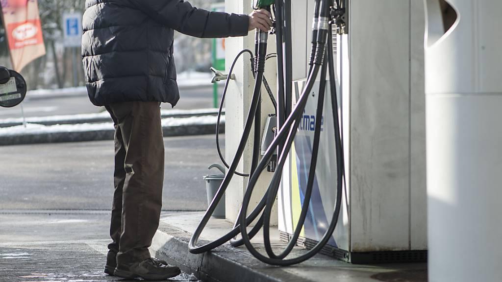 Im Schweizer Tankstellengeschäft wird das Unternehmen Moveri zum neuen Marktführer. (Archivbild)