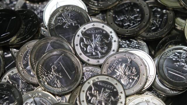 Neue 1-Euro-Münzen aus Litauen