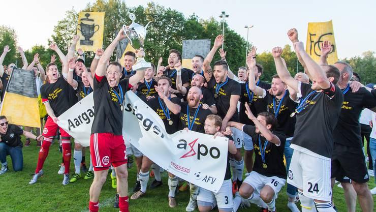 Durch den Sieg im Aargauer Cup am 25. Mai qualifizierte sich der 2.-Ligist FC Gränichen für den Schweizer Cup. Dort zog er mit dem FC Sion ein Traumlos.