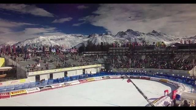 Kamera-Unglück an Ski-WM