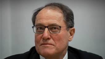 Claudio Sulser legt sein Amt als Nati-Delegierter Ende dieses Monats nieder.
