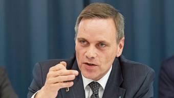 Der Aargauer Gesundheitsdirektor Jean-Pierre Gallati stimmte der Übernahme von Patienten aus dem Elsass zu.