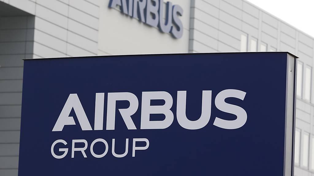 Airbus drosselt Herstellung in Grossbritannien und Deutschland