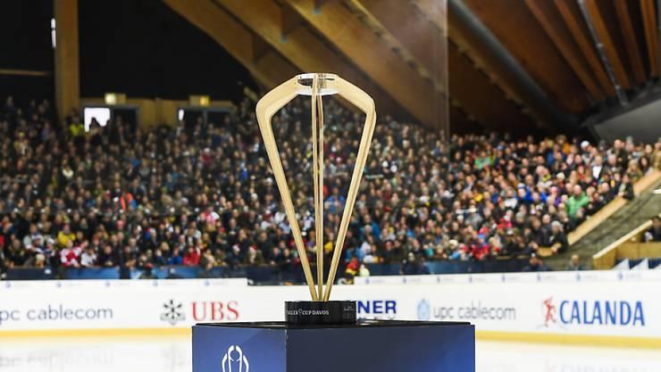 Bereits zum 91. Mal wird in der Altjahrswoche in Davos der Spengler Cup ausgetragen