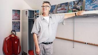 Ruedi Häusermann zeigt in der Tuchlaube Werke aus seinem Privatarchiv.