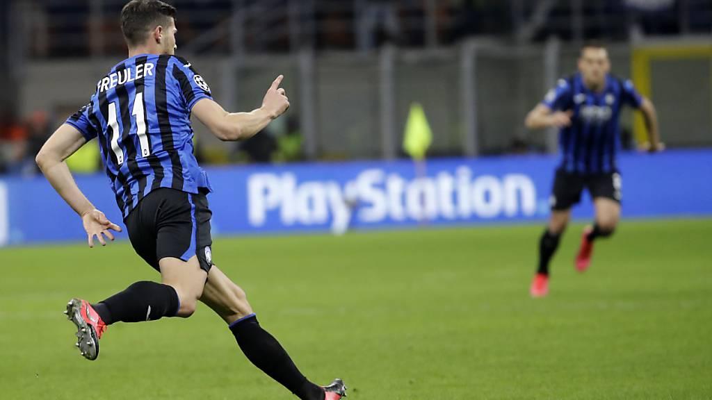 Serie A will mit vier Nachholspielen starten