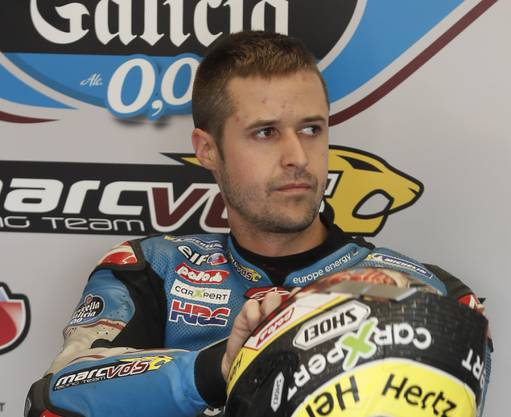 Für Tom Lüthi läuft es in seiner ersten Moto GP nicht wie gewünscht. Neben der Unruhe im Team hat er auch auf der Rennstrecke bisher keinen Erfolg.