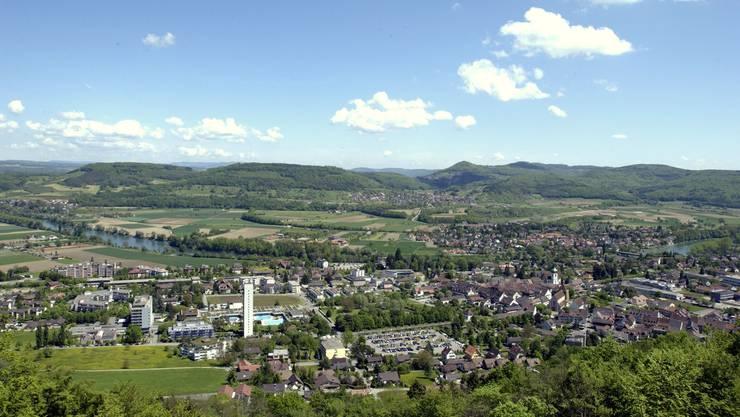 Im Bezirk Zurzach sind die leeren Wohnungen seltener geworden: