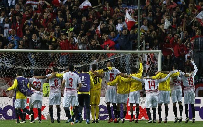 Die Sevillaner gehen als Geheimfavorit in den Final gegen Liverpool.