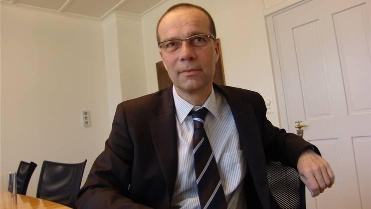 Seit 14 Jahren Direktor des Massnahmenzentrums Uitikon: Michael Rubertus. FUO