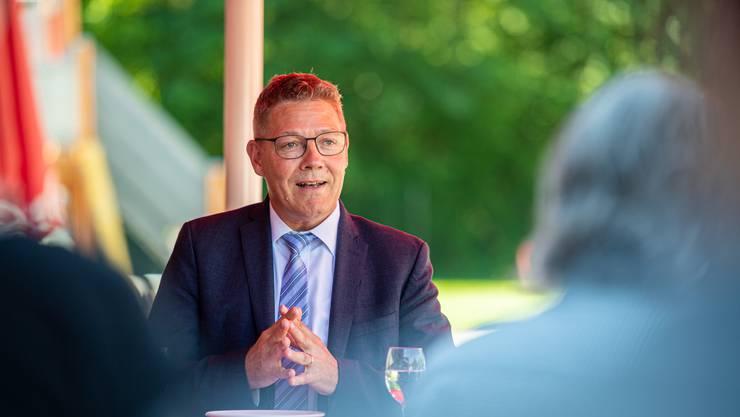 Nach Abtritt von Roland Fürst: Kampflos wird die  CVP den zweiten Regierungsratssitz nicht preisgeben. (Archivbild)