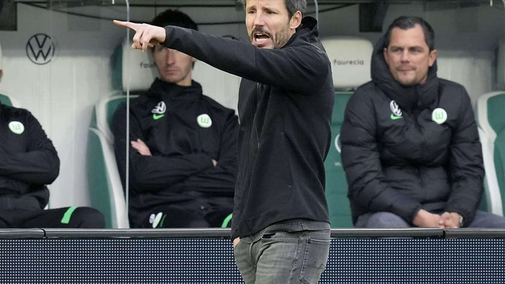 Wie Mark van Bommel sich in Wolfsburg ins Abseits manövrierte