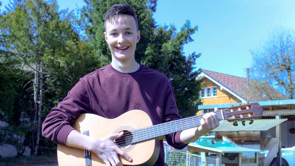 «The Voice»-Gewinner singt exklusiv seine neuen Song