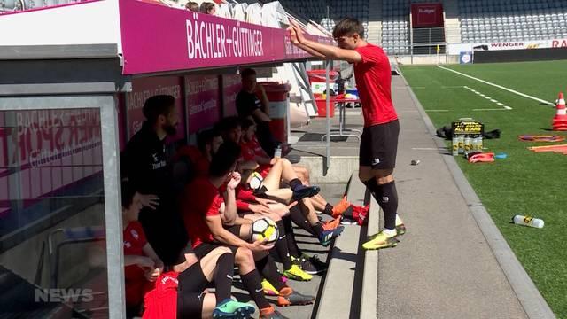 FC Thun gelingt Ligaerhalt