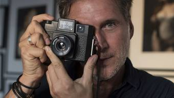 Marco Grob ist Initiant des International Photo Festival und lebt heute in New York.