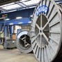 Die traditionsreiche Kabelherstellerin Brugg Kabel AG verzeichnet trotz Coronakrise volle Auftrags.bücher.