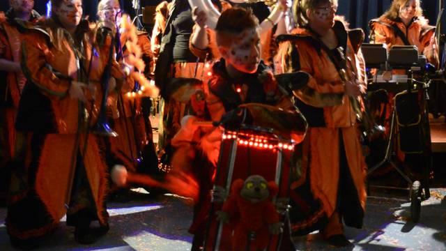 Maskenball in Neuenhof: Die Kappi Clique Baden spielt auf