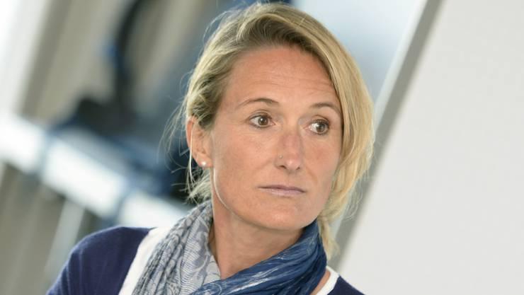 Susanne Hochuli wird auf 2018 oberste Patientenschützerin der Schweiz: «Jeder sollte sich Gedanken darüber machen, was für ihn gesund ist.»