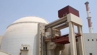Ein Atomkraftwerk im Süden Irans (Symbolbild)