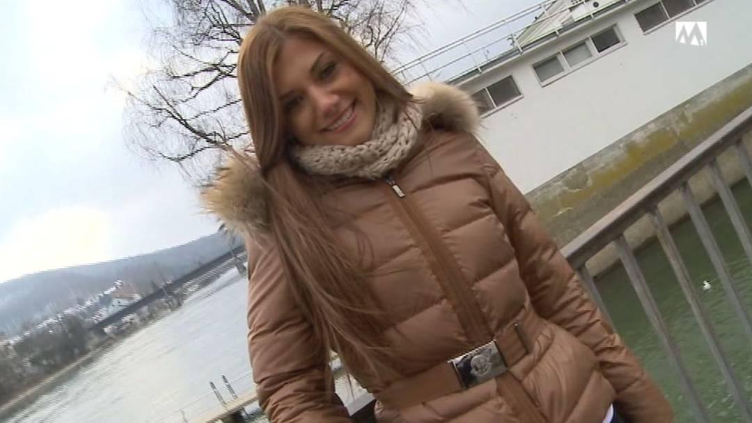 Solothurner Miss Schweiz-Kandidatin Dorina Podrimja