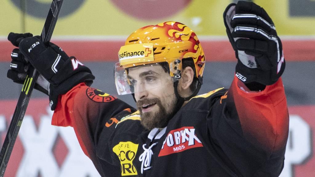 Auswärtssiege in Finnland für den SC Bern und Lausanne