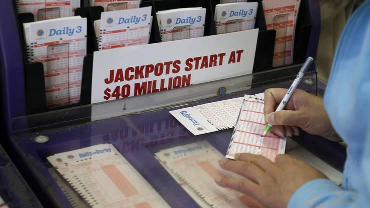 Glück hatte ein Australier, der zwei Mal in einer Woche im Lotto gewonnen hatte. Der Gesamtgewinn beläuft sich auf umgerechnet fast 1,9 Millionen Franken. (Symbolbild)