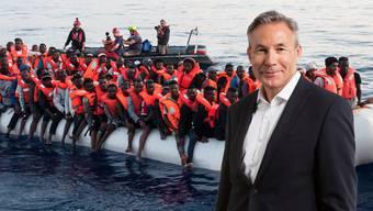 SVP-Nationalrat Adrian Amstutz stellt in einer Interpellation Fragen zur Tuberkulose-Problematik bei Asylbewerbern.