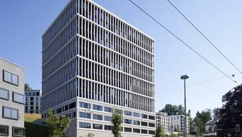 Blick aufs Bundesverwaltungsgericht in St. Gallen (Archiv)