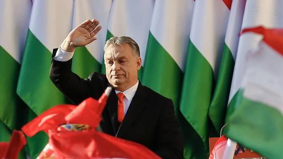 Autokratische Züge: Ungarns Regierungschef Viktor Orban.
