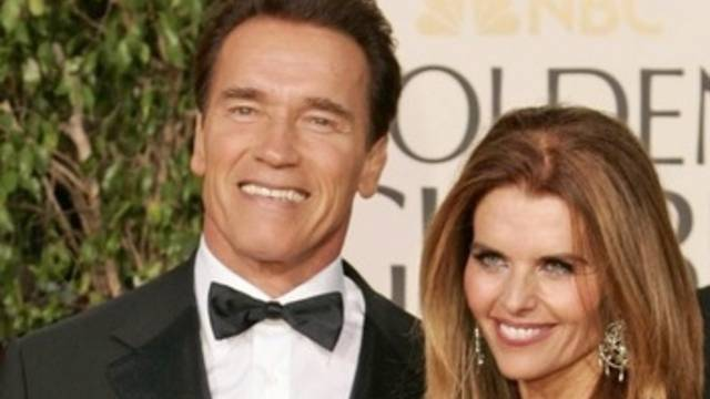 Ein Bild aus glücklichen Tagen: Arnold Schwarzenegger und seine Frau Maria Shriver (Archiv)