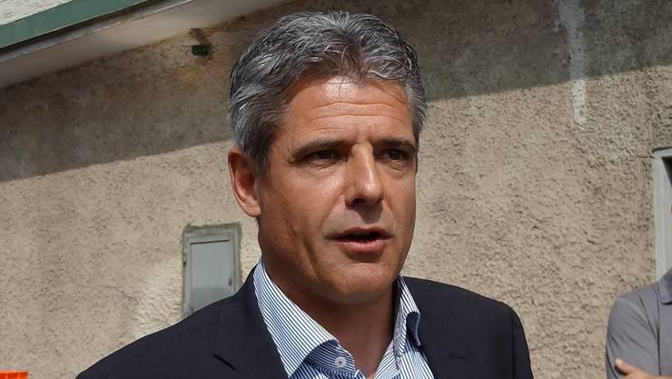 Novoplast-CEO Roland Kaufmann
