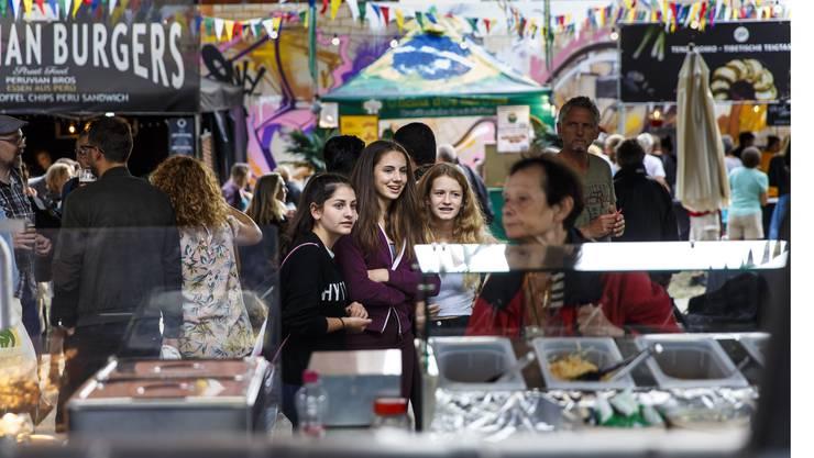 Impressionen vom Streetfood Festival Solothurn 2018