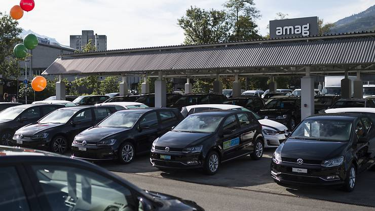 Amag verkauft mehr Wagen. (Archivbild)