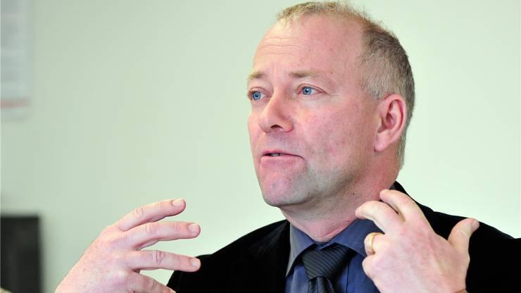 Martin Wey, Oltner Stadtpräsident