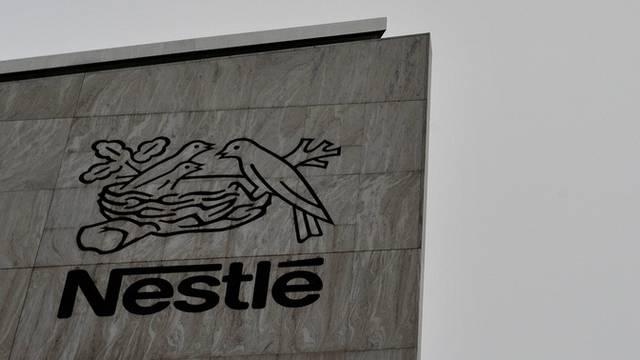 Der Nestlé-Sitz in Vevey (Archiv)