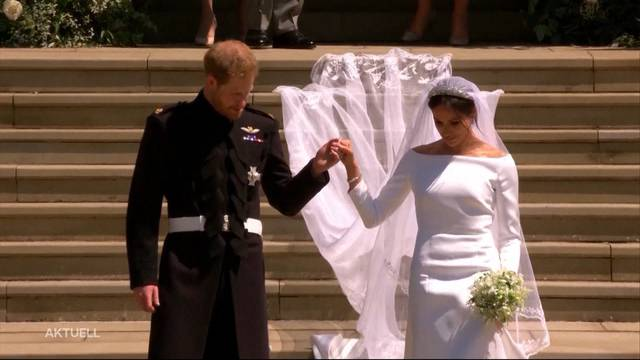 """Prinz Harry und Meghan Markle sagen """"Ja"""""""