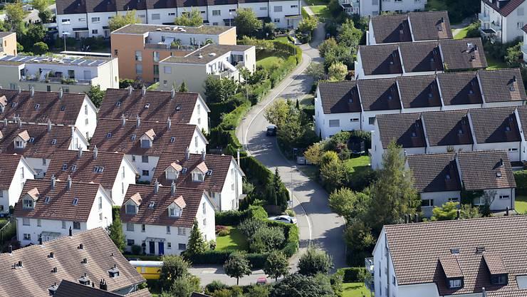 Eigentumswohnungen sind nicht so beliebt wie Mietwohnungen. (Symbolbild)