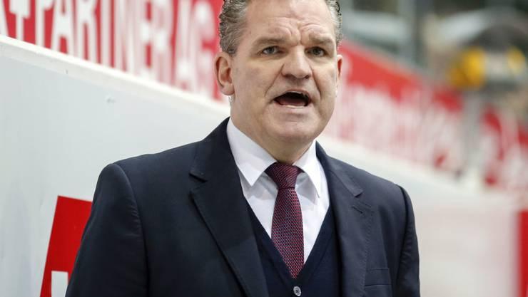 Sean Simpson musste als Trainer von Adler Mannheim seinen Posten räumen
