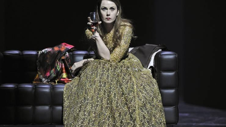 «Tosca», das Melodrama von Puccini zu sehen im Theater Basel.