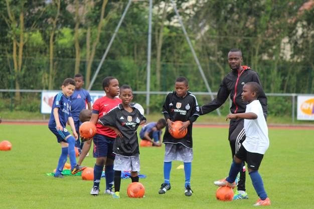Ein Besuch in Roissy-en-Brie, wo Paul Pogba, der Hoffnungsträger der Equipe de France, das Fussballspielen erlernt hat