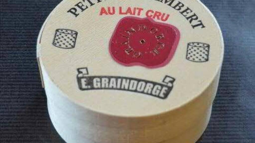 Fromagerie Moléson ruft Camembert Graindorge zurück