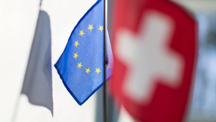 Die Schweiz und die EU: Nach der Abstimmung über die SVP-Initiative ist vor dem Showdown über das Rahmenabkommen.