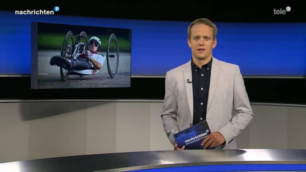 Heinz Frei holt Silber an den Paralympics