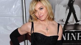 Madonna an einer Filmpremiere in New York (Archiv)