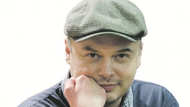 Der Schweizer Schriftsteller Catalin Dorian Florescu. Foto: AZ