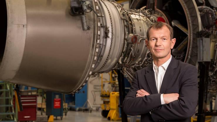André Wall tritt seine Stelle als neuer CEO von Ruag International spätestens ab dem 1. Januar 2021 an.