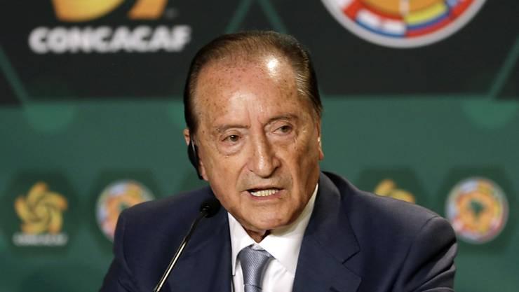 Das Bundesstrafgericht befürchtet, Fussball-Funktionär Figueredo könnte fliehen, wenn er aus der Auslieferungshaft entlassen würde (Archiv)