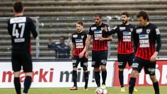 FC Aarau - FC Wohlen, 22.04.2017