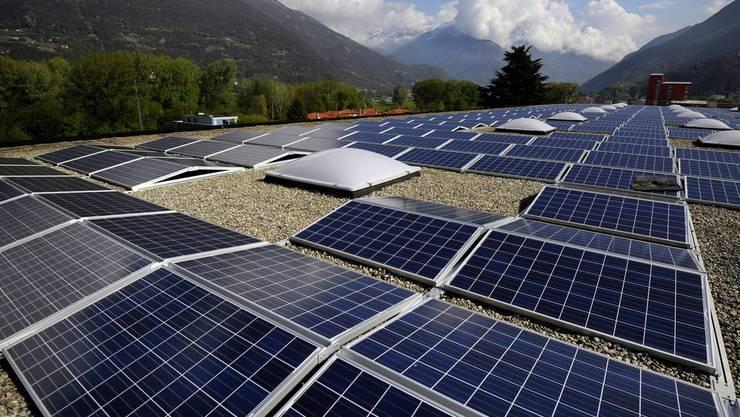 2015 will Dietikon eine «Energiestadt Gold» sein. Unter anderem muss dafür erneuerbare Energie gefördert werden (Themenbild).