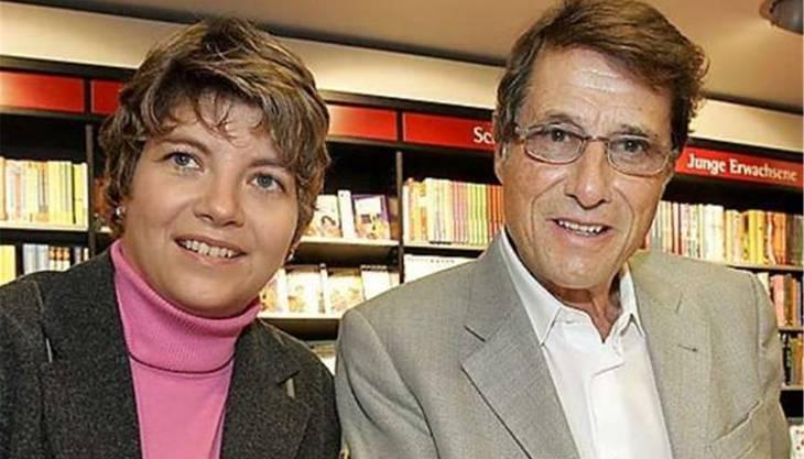 Sie schrieb seine Biographie: Michaela Moritz war Jürgens' letzte Freundin.